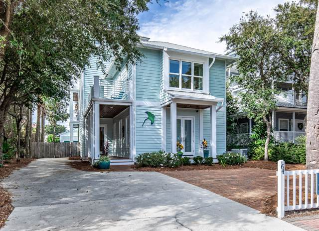 64 Sunfish Street, Destin, FL 32541 (MLS #836205) :: Keller Williams Emerald Coast