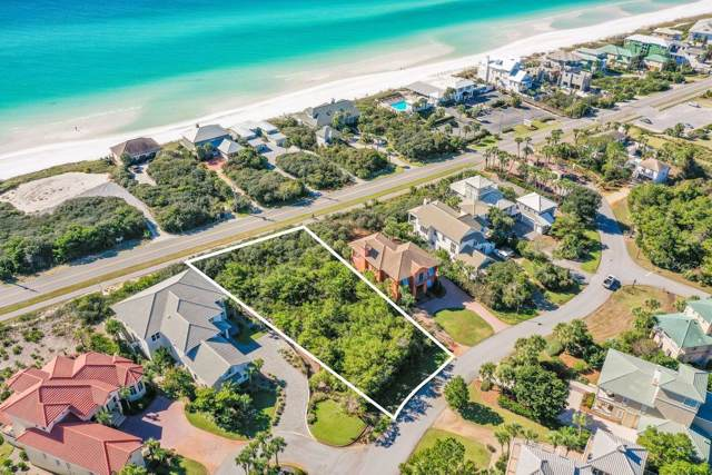 Lot 4 Sea Winds Drive, Santa Rosa Beach, FL 32459 (MLS #836215) :: Scenic Sotheby's International Realty