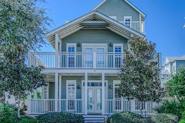 34 S Grande Pointe Drive, Inlet Beach, FL 32461 (MLS #836237) :: Homes on 30a, LLC