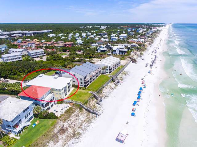 178 Blue Mountain Road Unit 9, Santa Rosa Beach, FL 32459 (MLS #836283) :: Classic Luxury Real Estate, LLC