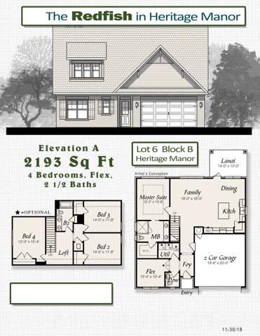 Lot 1 H Creve Core Drive, Crestview, FL 32539 (MLS #836300) :: Linda Miller Real Estate