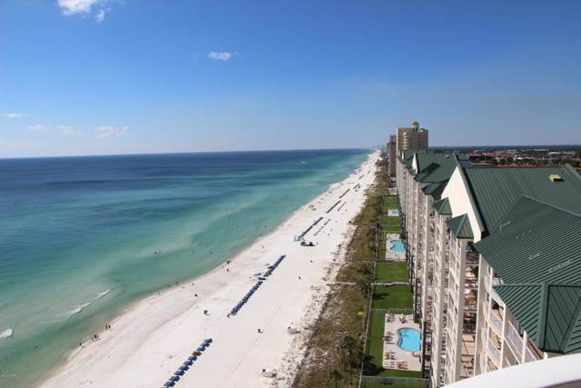 9900 Thomas Drive #1701, Panama City Beach, FL 32408 (MLS #836325) :: The Beach Group