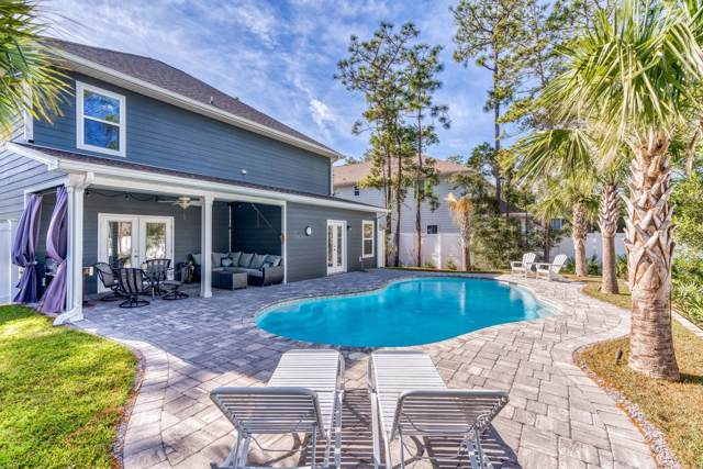 104 Bayou Manor Road, Santa Rosa Beach, FL 32459 (MLS #836341) :: Homes on 30a, LLC