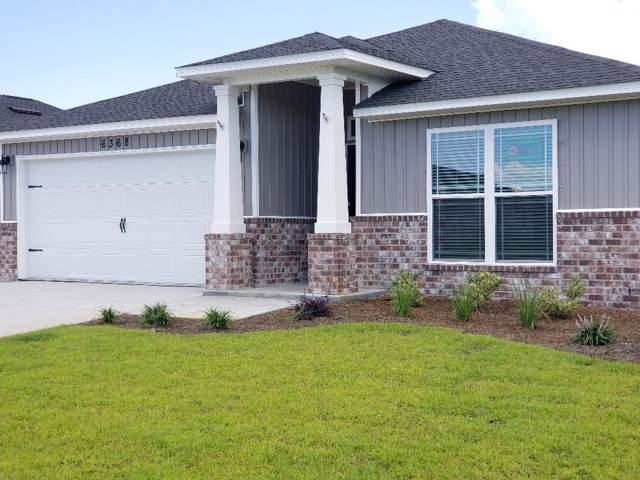 6106 Redberry Drive, Gulf Breeze, FL 32563 (MLS #836356) :: Linda Miller Real Estate