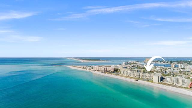 510 Gulf Shore Drive #706, Destin, FL 32541 (MLS #836360) :: Somers & Company