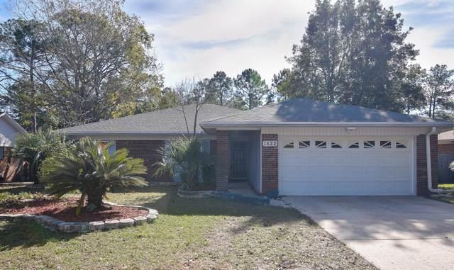 1522 Royal Palm Drive, Niceville, FL 32578 (MLS #836364) :: Linda Miller Real Estate