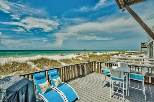 1577 Scenic Gulf Drive Unit 9, Miramar Beach, FL 32550 (MLS #836381) :: Keller Williams Emerald Coast