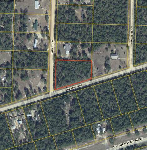 1.3 acres Majestic Blvd, Defuniak Springs, FL 32433 (MLS #836459) :: CENTURY 21 Coast Properties