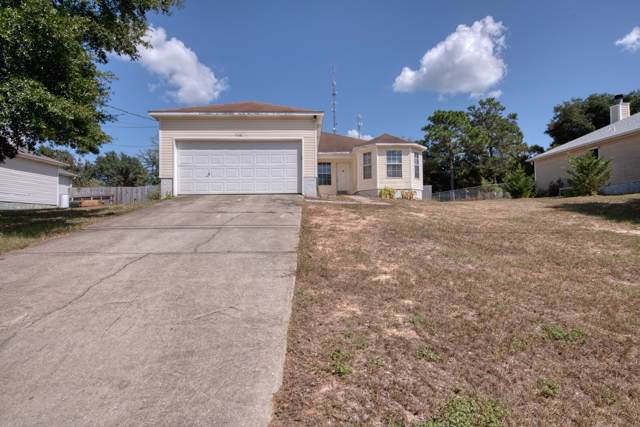 7348 Gordon Evans Road, Navarre, FL 32566 (MLS #836464) :: Better Homes & Gardens Real Estate Emerald Coast