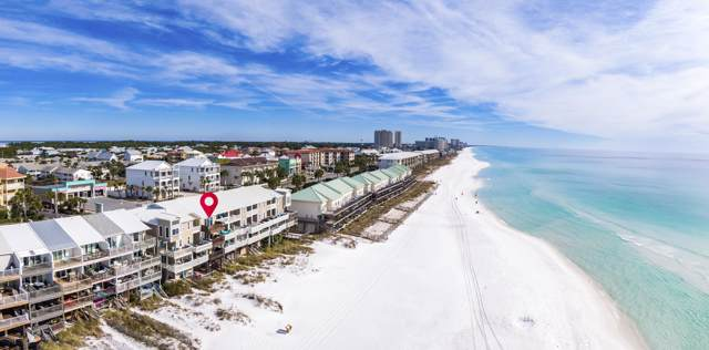 2075 Scenic Gulf Drive Unit 8, Miramar Beach, FL 32550 (MLS #836486) :: Hilary & Reverie