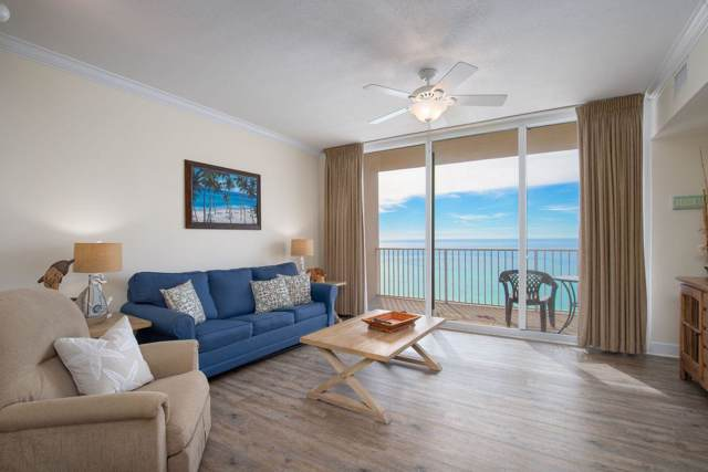 16819 Front Beach Road #815, Panama City Beach, FL 32413 (MLS #836504) :: Better Homes & Gardens Real Estate Emerald Coast