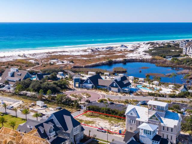 Lot 9 Grace Point Way, Inlet Beach, FL 32461 (MLS #836550) :: Hilary & Reverie