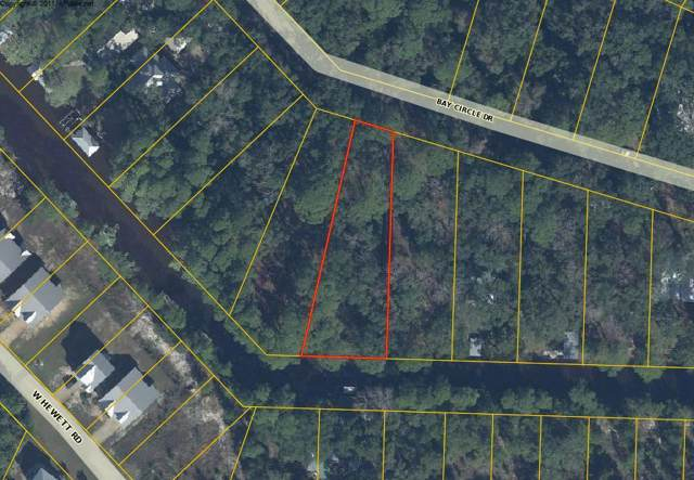 Lot 8 Bay Circle Drive, Santa Rosa Beach, FL 32459 (MLS #836561) :: Better Homes & Gardens Real Estate Emerald Coast