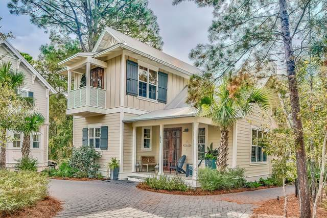 47 Hammock Lane, Santa Rosa Beach, FL 32459 (MLS #836570) :: Better Homes & Gardens Real Estate Emerald Coast