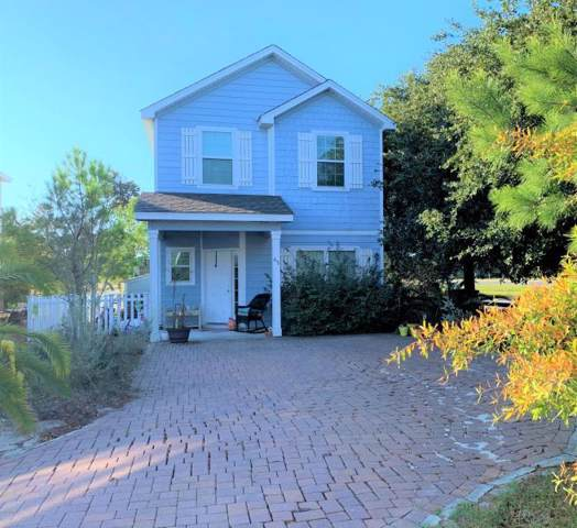 65 St. Vincent Lane, Inlet Beach, FL 32461 (MLS #836588) :: Berkshire Hathaway HomeServices Beach Properties of Florida
