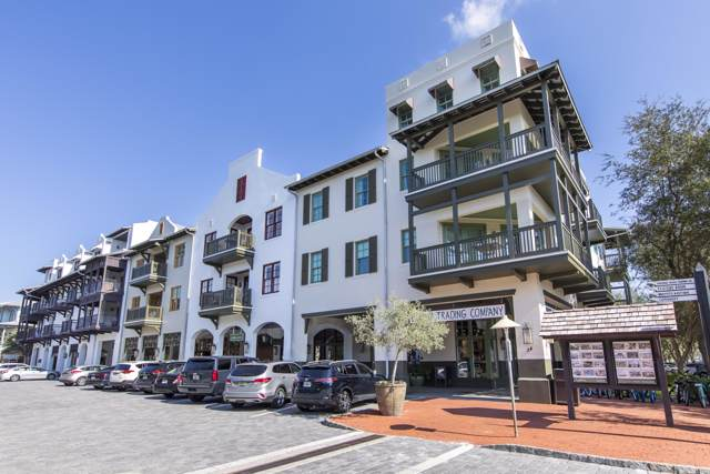 34 N Barrett Square Unit 3E, Rosemary Beach, FL 32461 (MLS #836606) :: The Beach Group