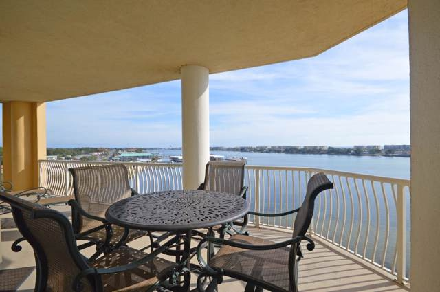 124 SW Miracle Strip Parkway Unit 700, Fort Walton Beach, FL 32548 (MLS #836614) :: Berkshire Hathaway HomeServices Beach Properties of Florida