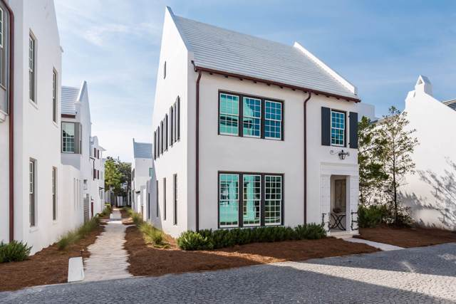 55 Spice Berry Alley, Alys Beach, FL 32461 (MLS #836620) :: Watson International Realty, Inc.