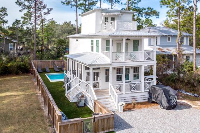 80 S Lake Drive, Santa Rosa Beach, FL 32459 (MLS #836628) :: Luxury Properties on 30A