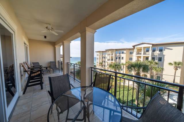 56 Blue Mountain Road Unit B306, Santa Rosa Beach, FL 32459 (MLS #836629) :: Luxury Properties on 30A