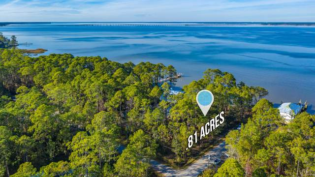 Lots 19-22 W Daisy Dr, Santa Rosa Beach, FL 32459 (MLS #836634) :: The Beach Group