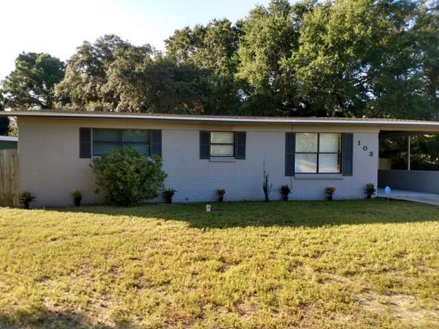 103 SW Robinwood Drive, Fort Walton Beach, FL 32548 (MLS #836644) :: Keller Williams Realty Emerald Coast