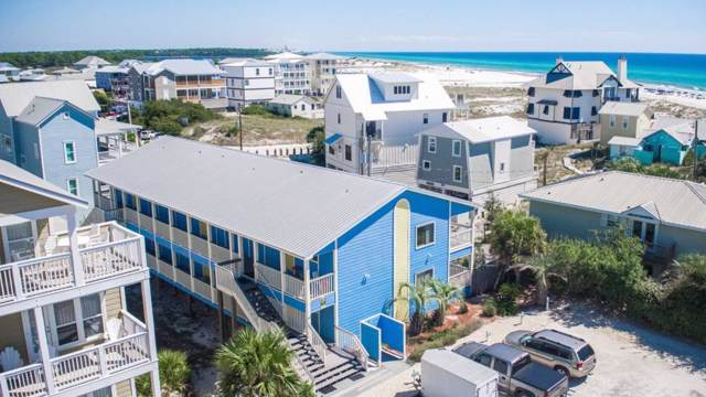 63 Sandy Lane #103, Santa Rosa Beach, FL 32459 (MLS #836671) :: Berkshire Hathaway HomeServices PenFed Realty