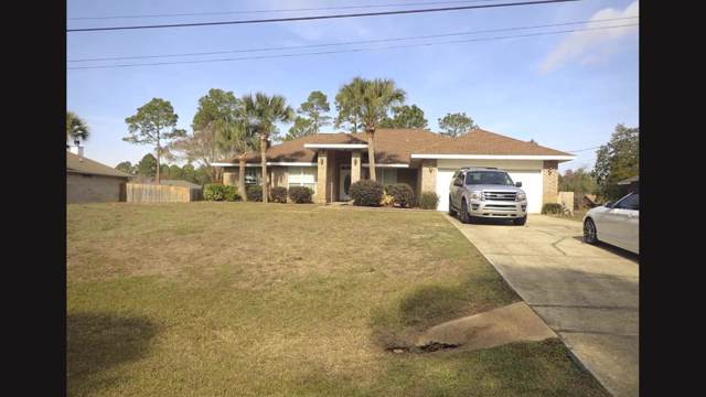 6752 Leisure Street, Navarre, FL 32566 (MLS #836702) :: CENTURY 21 Coast Properties