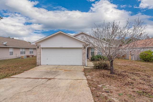 9434 Parker Place Drive, Navarre, FL 32566 (MLS #836707) :: RE/MAX By The Sea