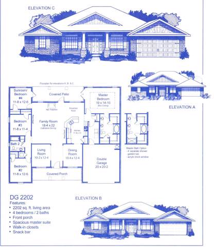 2432 Genevieve Way, Crestview, FL 32536 (MLS #836741) :: ENGEL & VÖLKERS