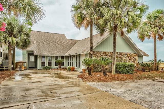 5427 Gulf Drive, Panama City Beach, FL 32408 (MLS #836764) :: Classic Luxury Real Estate, LLC