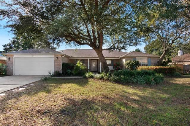 4208 Mainsail Drive, Niceville, FL 32578 (MLS #836801) :: ResortQuest Real Estate