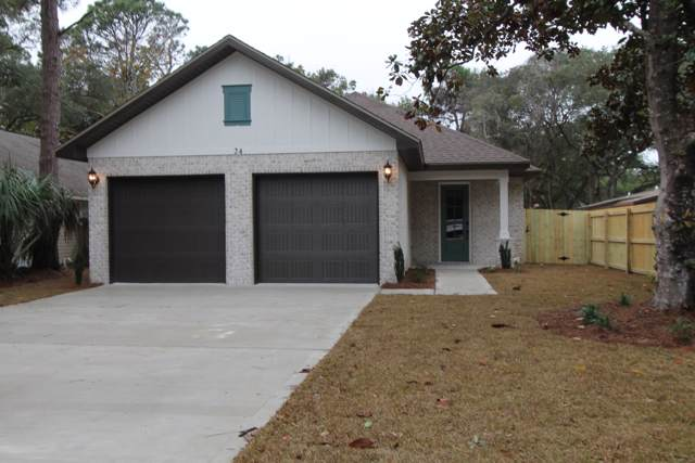 24 SE Magnolia Avenue, Fort Walton Beach, FL 32548 (MLS #836811) :: Berkshire Hathaway HomeServices PenFed Realty