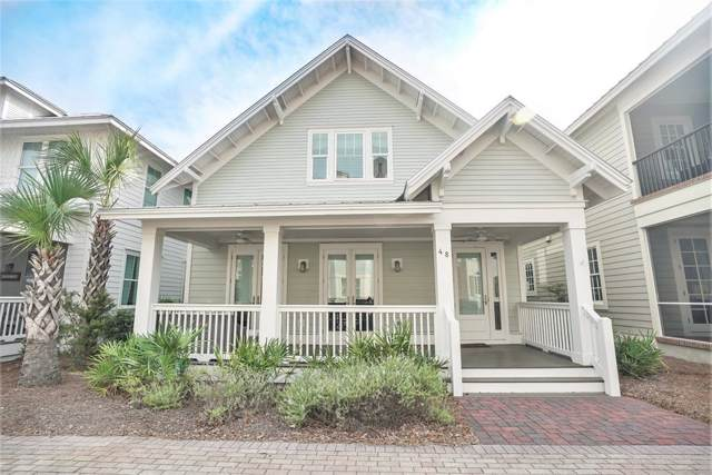 48 Pleasant Street, Inlet Beach, FL 32461 (MLS #836828) :: The Beach Group