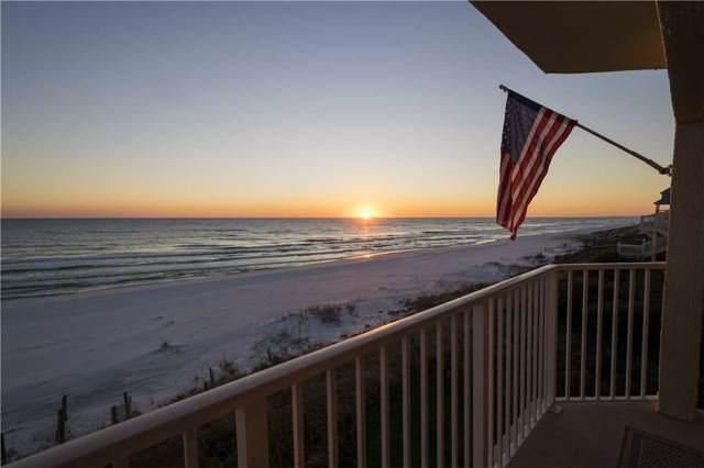 6015 W County Hwy 30A #203, Santa Rosa Beach, FL 32459 (MLS #836982) :: Scenic Sotheby's International Realty