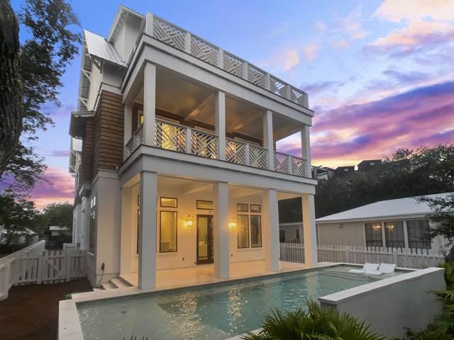78 Banfill Street, Santa Rosa Beach, FL 32459 (MLS #837127) :: The Beach Group