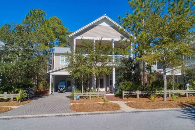 41 Sunflower Street, Santa Rosa Beach, FL 32459 (MLS #837146) :: Berkshire Hathaway HomeServices Beach Properties of Florida