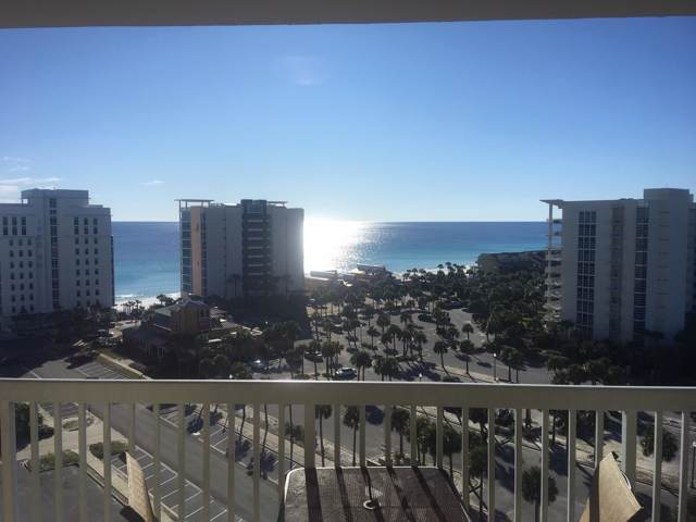 15100 Emerald Coast Parkway Unit 1105, Destin, FL 32541 (MLS #837202) :: Luxury Properties on 30A