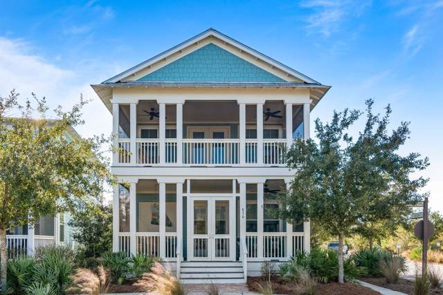 830 Sandgrass Boulevard, Santa Rosa Beach, FL 32459 (MLS #837235) :: Linda Miller Real Estate