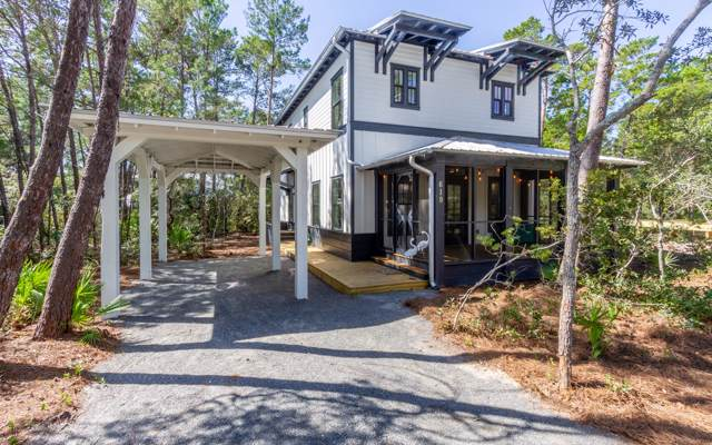 619 Patina Boulevard, Inlet Beach, FL 32461 (MLS #837329) :: ResortQuest Real Estate