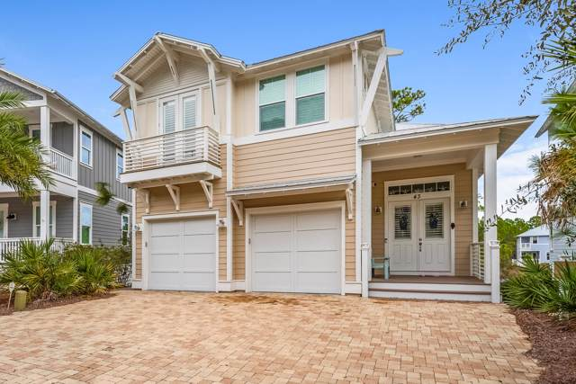 43 Emerald Beach Way, Santa Rosa Beach, FL 32459 (MLS #837503) :: Scenic Sotheby's International Realty