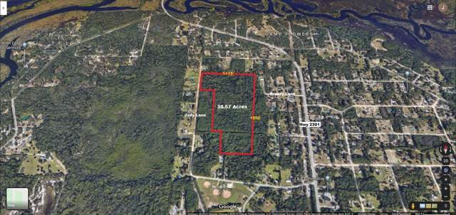 000 Breezy Lane, Youngstown, FL 32466 (MLS #837525) :: ResortQuest Real Estate