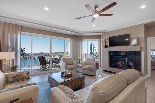 662 Harbor Boulevard #420, Destin, FL 32541 (MLS #837597) :: Berkshire Hathaway HomeServices Beach Properties of Florida