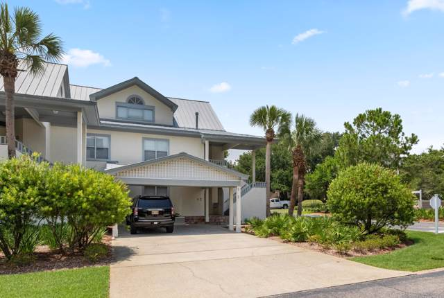 9815 W Us Highway 98 Unit 22, Miramar Beach, FL 32550 (MLS #837644) :: Coastal Lifestyle Realty Group