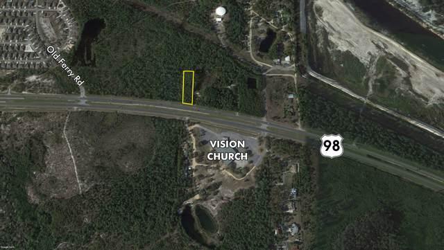 .93AcreVMU E Us Hwy 98, Santa Rosa Beach, FL 32459 (MLS #837733) :: Somers & Company