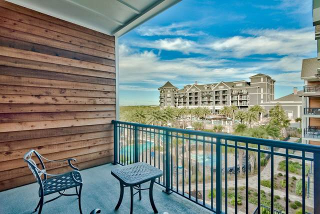 100 Matthew Boulevard #313, Destin, FL 32541 (MLS #837805) :: Coastal Luxury