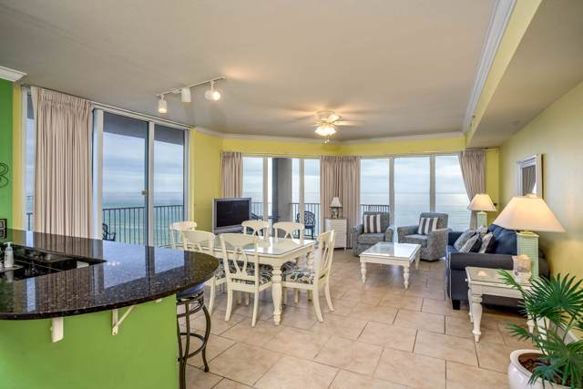 16819 Front Beach Road #417, Panama City Beach, FL 32413 (MLS #837832) :: Somers & Company