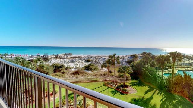 4041 Beachside One Drive #4041, Miramar Beach, FL 32550 (MLS #837894) :: Classic Luxury Real Estate, LLC