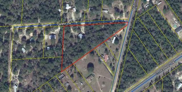 83 Danny Drive, Defuniak Springs, FL 32433 (MLS #837980) :: Classic Luxury Real Estate, LLC