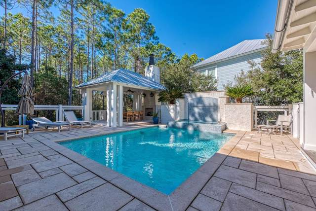 48 Chapman Oak Way, Santa Rosa Beach, FL 32459 (MLS #838004) :: Berkshire Hathaway HomeServices Beach Properties of Florida